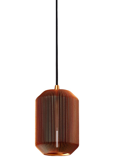 Joseph Small Copper Pendant-EOQ