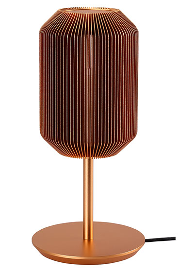 Joseph Copper Table Lamp-EOQ