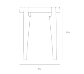 Otto-stool-wireframe